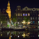 amsterdam-canal-night