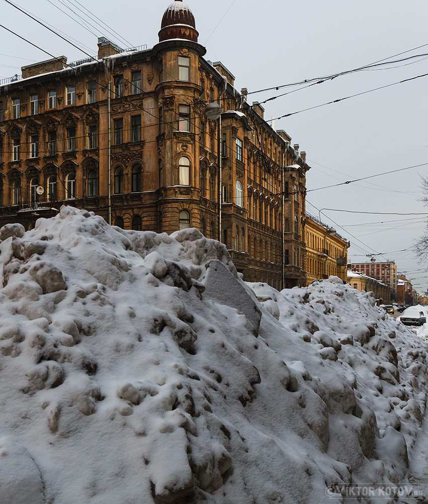 snowdrift-saint-petersburg