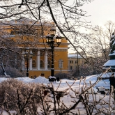 alexandrinsky-theatre-winter