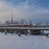 peter-and-paul-fortress-winter-sun