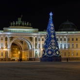 arch-general-staff-building-christmas-tree