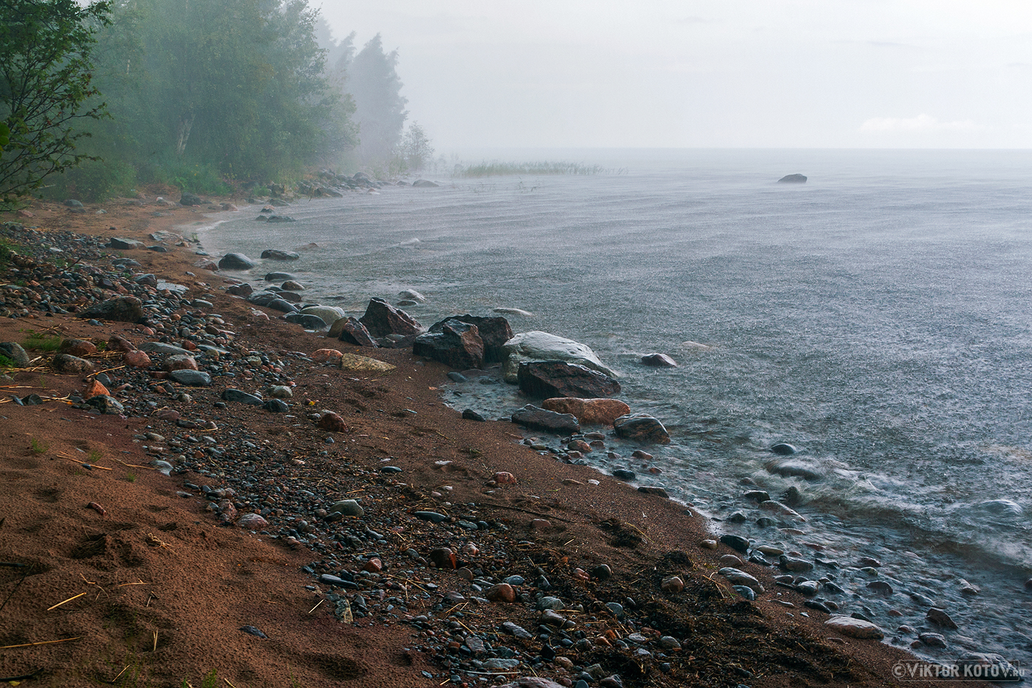 ladoga-lake-rain-drops