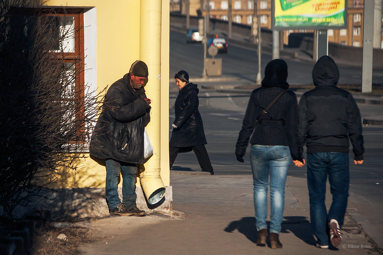 homeless-saint-petersburg