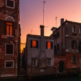venezia-evening-gloaming-moon-star